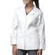 Short Fashion Lab Coat
