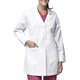 Long Fashion Lab Coat