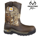 10-inch Brown & Camo Rugged Flex /Non-Safety Toe
