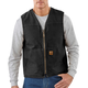 Sandstone Rugged Vest / Sherpa Lined