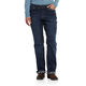 Relaxed-Fit Denim Flannel-Lined Boone Jean
