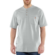 Flame-Resistant Carhartt Force Cotton Short-Sleeve Henley