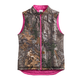 Girls' Reversible Camo Vest