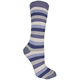 Vibrant Stripe Boot Sock