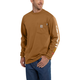 Flame-Resistant Carhartt Force Graphic Long-Sleeve T-Shirt