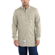 Flame-Resistant Carhartt Force Cotton Hybrid Shirt