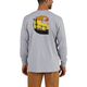 Workwear Graphic Branded C Long-Sleeve Pocket T-Shirt