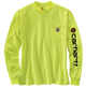 Carhartt Force Color-Enhanced Graphic Long-Sleeve T-Shirt