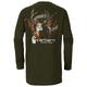 Photoreal Deer Pocket T-Shirt