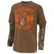 Realtree Xtra Hunt Club Layered T-Shirt