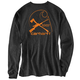 Maddock Graphic Rugged Outdoors Branded C Pocket Long-Sleeve T-Shirt