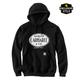 Hamilton Carhartt Graphic Hooded Sweatshirt