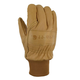 Insulated Leather Gunn Cut Work Glove