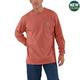 Workwear Long-Sleeve Pocket T-Shirt