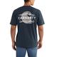 Workwear Graphic Branded C Pocket Short Sleeve T-Shirt