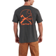 Maddock Graphic Rugged Outdoors Branded C Pocket Short Sleeve T-Shirt