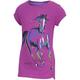 Painterly Horse Slub Tee