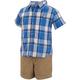 Infant/Toddler 3 pc Short Set