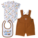 Infant/Toddler Carhartt Shortall 3pc Gift Set