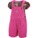 Infant/Toddler Camo Ripstop Shortall Set