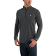 Force Extremes Quarter Zip Long-Sleeve Shirt