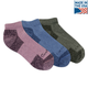 Cotton Low Cut Sock, 3 Pack