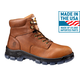 MADE IN USA 6 INCH COMPOSITE TOE WORK BOOT