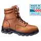 MADE IN USA 8 INCH NON-SAFETY TOE WORK BOOT
