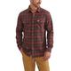Rugged Flex Hamilton Snap-Front Plaid Shirt
