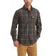 Fort Plaid Long Sleeve Shirt