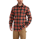 Hubbard Plaid Flannel Shirt