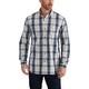 Essential Plaid Button Down Long Sleeve Shirt