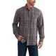 Trumbull Plaid Flannel Shirt