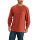 Workwear Graphic Carhartt Patch Long-Sleeve T-Shirt