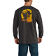 Workwear Graphic Time to Earn That Buck Long-Sleeve T-Shirt