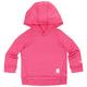 Girls' Quarter Zip Pullover