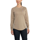 Women's FR Force Cotton Long-Sleeve Crewneck T-Shirt