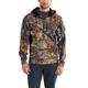 Force Extremes™ Mock-Neck Half-Zip Hooded Sweatshirt