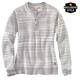 Clarksburg Henley Sweatshirt