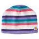 Multi Stripe Hat Fleece Lined