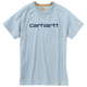 Carhartt Force Cotton Delmont Graphic Short Sleeve Shirt