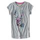 Wild Flower Deer T-Shirt