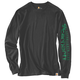 Maddock Shamrock Graphic Long-Sleeve T-Shirt
