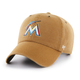 Miami Marlins Carhartt x '47 Clean Up