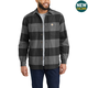 Rugged Flex Hamilton Fleece-Lined Shirt Jac
