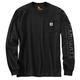 Workwear Logo Sleeve Graphic Long-Sleeve T-Shirt