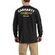 Workwear Hard Work Graphic Pocket Long-Sleeve T-Shirt