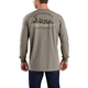 Workwear Rugged Outdoors Graphic Pocket Long-Sleeve T-Shirt