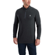 Force Extremes Half-Zip Long Sleeve Shirt
