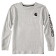 Long-Sleeve Carhartt Logo Tee